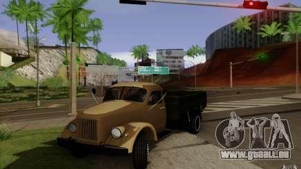 GAZ 51 für GTA San Andreas