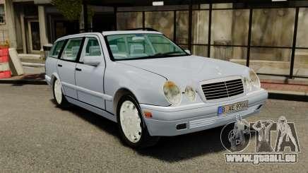 Mercedes-Benz W210 Wagon pour GTA 4