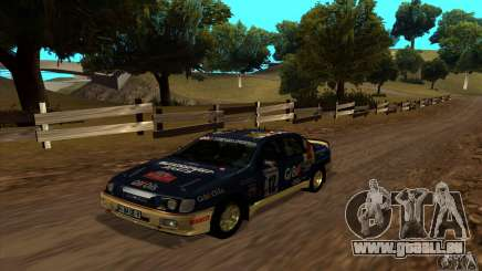 Ford Sierra RS500 Cosworth RallySport für GTA San Andreas