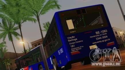 Remorque pour Design X 3 pour GTA San Andreas