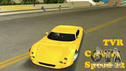 TVR Cerbera Speed 12 pour GTA Vice City