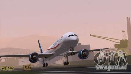 Boeing 787-8 Dreamliner AeroMexico pour GTA San Andreas