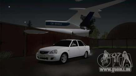Lada 2170 für GTA San Andreas
