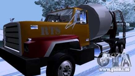 RTS 420 Šatalka pour GTA San Andreas