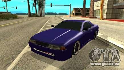 Elegy by W1nston4iK pour GTA San Andreas