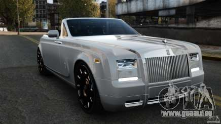 Rolls-Royce Phantom Convertible 2012 für GTA 4