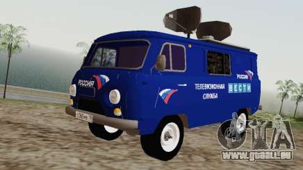 UAZ-3741 für GTA San Andreas