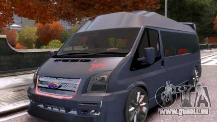 Ford Transit Sport Edition RV 2013 pour GTA 4