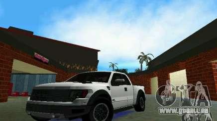 Ford F-150 SVT Raptor pour GTA Vice City