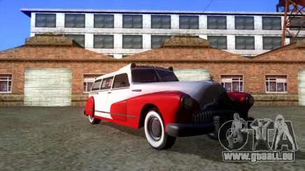 Buick Special Ambulance pour GTA San Andreas