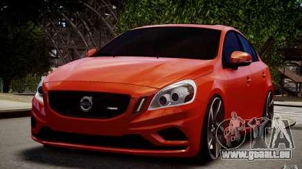 Volvo S60 R-Design 2011 pour GTA 4