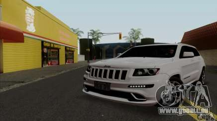Jeep Grand Cherokee SRT-8 2013 pour GTA San Andreas