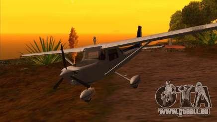 Cessna 152 v.2 für GTA San Andreas