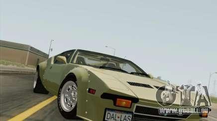De Tomaso Pantera GT4 pour GTA San Andreas