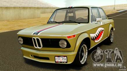 BMW 2002 Turbo 1973 pour GTA 4