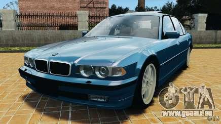 BMW 750iL E38 1998 für GTA 4
