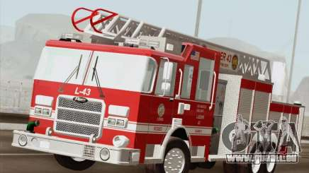Pierce Arrow LAFD Ladder 43 für GTA San Andreas
