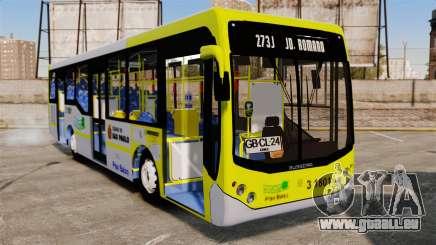 Busscar Urbanuss Pluss 2009 Le VIP Itaim Paulist pour GTA 4