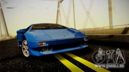 Lamborghini Diablo VT 1994 für GTA San Andreas