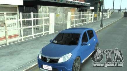 Renault Sandero v1.0 pour GTA 4