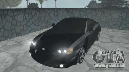 Hyundai Tiburon GT für GTA San Andreas