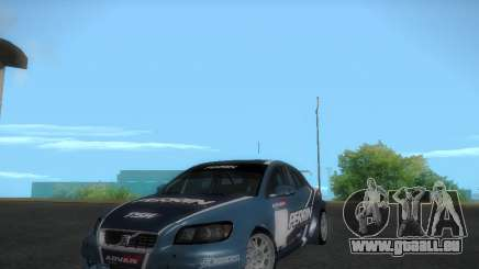 Volvo C30 Race für GTA San Andreas