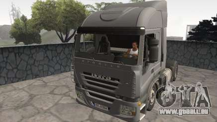 Iveco Stralis GTS pour GTA San Andreas