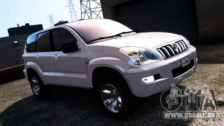 Toyota Land Cruiser Prado pour GTA 4
