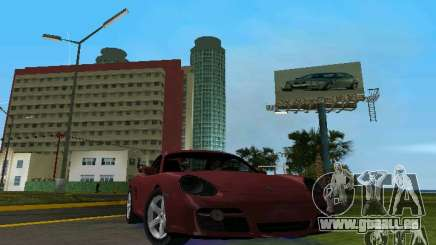 Porsche Cayman für GTA Vice City