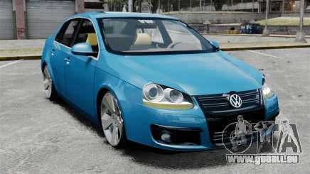 Volkswagen Jetta 2010 pour GTA 4
