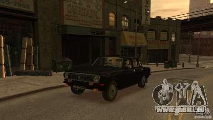 Volga GAZ 2410 für GTA 4