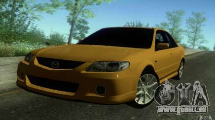Mazda Speed Familia 2001 V1.0 pour GTA San Andreas