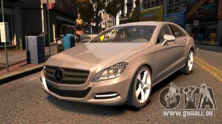 Mercedes-Benz DK CLS350 pour GTA 4