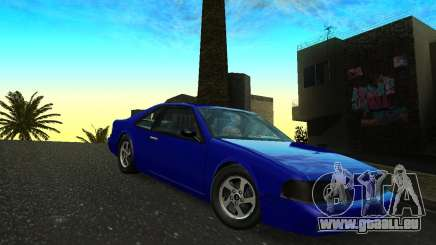 Khord ThunderWing pour GTA San Andreas