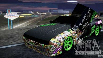 New Elegy DriftingStyleTeam pour GTA San Andreas
