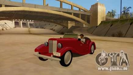 MG Augest pour GTA San Andreas