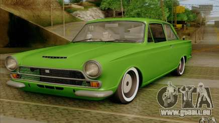 Lotus Cortina MK1 für GTA San Andreas