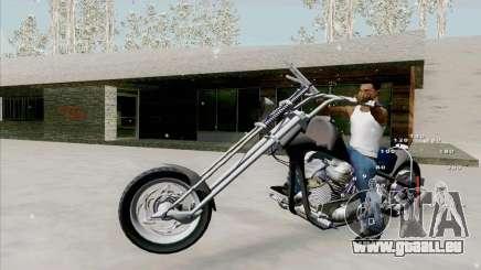 Harley pour GTA San Andreas