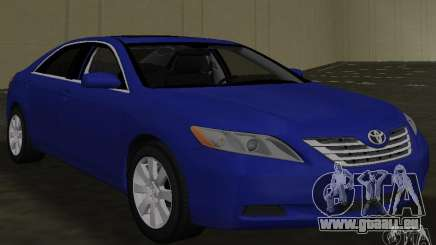 Toyota Camry 2007 pour GTA Vice City