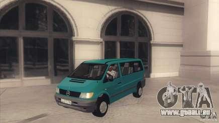 Mercedes-Benz Vito 112 pour GTA San Andreas