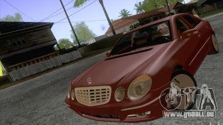 Mercedes-Benz E320 pour GTA San Andreas