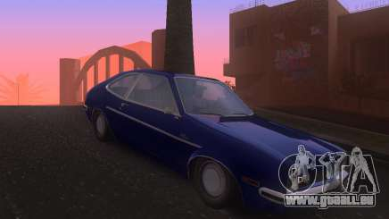 Ford Pinto 1973 Final pour GTA San Andreas