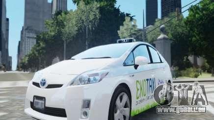 Toyota Prius EKO TAXI (Hrvatski taxi) pour GTA 4