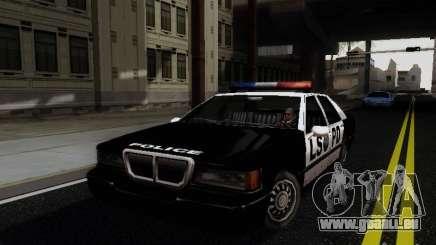 Elegant Police LS pour GTA San Andreas