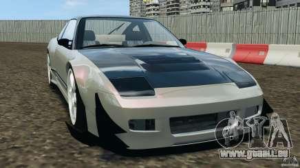Nissan 240SX Kawabata Drift pour GTA 4