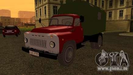 GAZ 52 pour GTA San Andreas