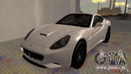 Ferrari California Hamann pour GTA San Andreas