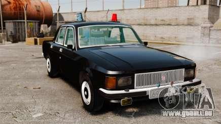 Gaz-3102 FBI pour GTA 4