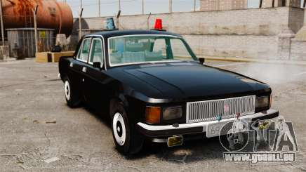 GAZ-3102-FBI für GTA 4