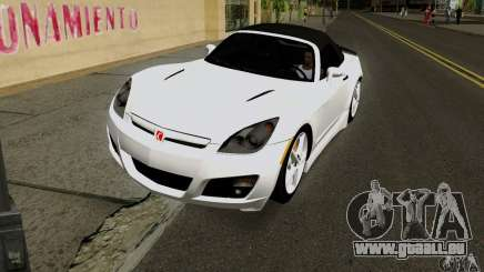 Saturn Sky Red Line 2007 v1.0 pour GTA San Andreas